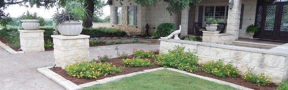 Waco Landscaping Design