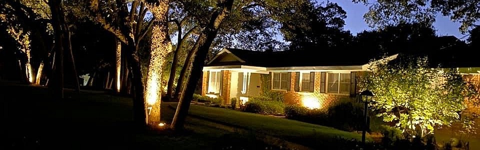 Landscape Lighting Waco Tx